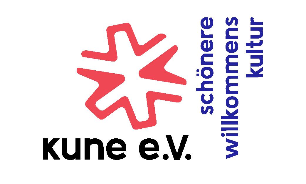 Logo of kune schönere Wilkommenskultur